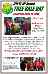 JFW Tree Sale 2014