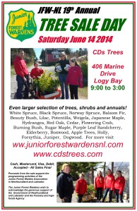 JFW Tree Sale 2014