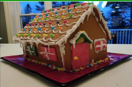 Habitat for Humanity Gingerbread Build