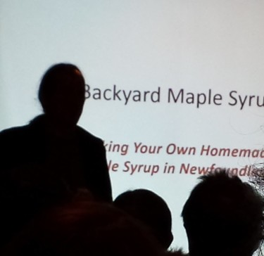 Steve McBride, Backyard Maple Syrup, Pippy Park