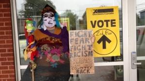 the mummer vote